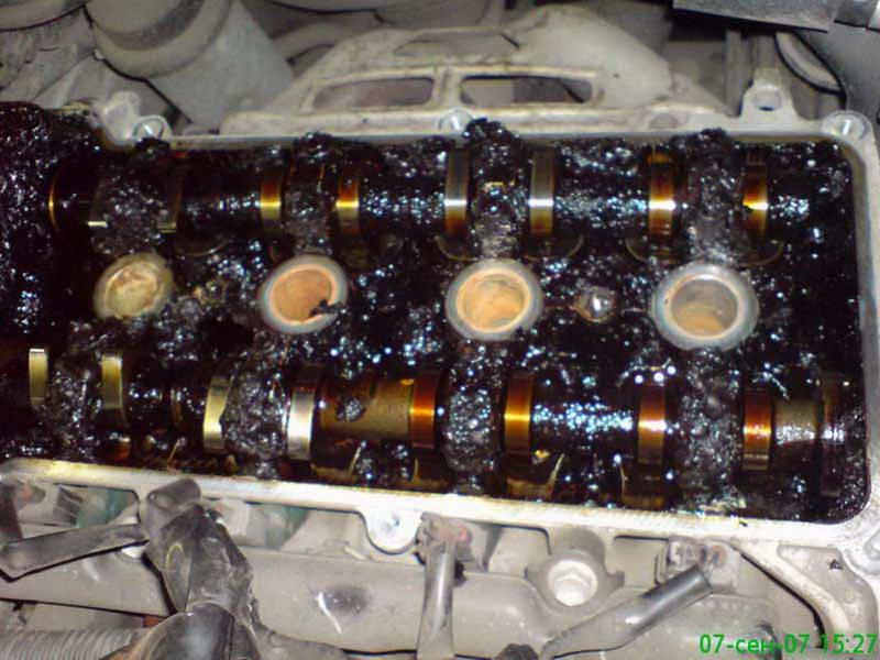 Заводской расход масла у мотора а 14 хер